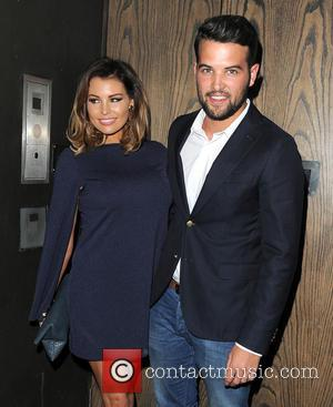 Jessica Wright and Ricky Rayment - The Only Way Is Essex wrap party at Century Club in central London -...