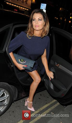 Jessica Wright - The Only Way Is Essex wrap party at Century Club in central London - London, United Kingdom...