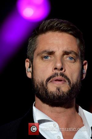 Keith Duffy and Boyzone