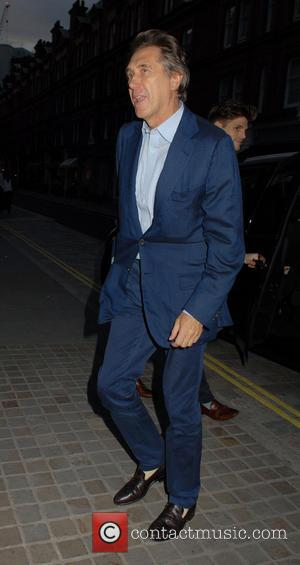 Bryan Ferry - Celebrities at Chiltern Firehouse - London, United Kingdom - Thursday 31st July 2014