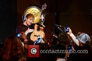 Ed Sheeran's 'X' Remains No.1 For Sixth Straight Week