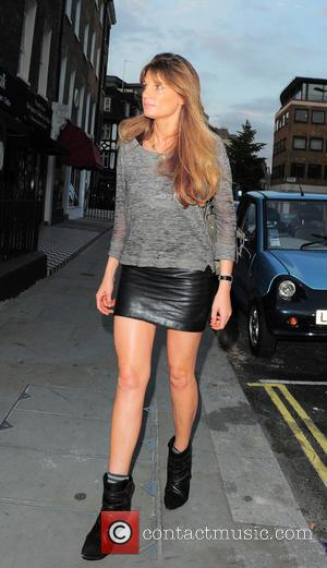 Jemima Khan - Celebrities at Chiltern Firehouse restaurant - London, United Kingdom - Thursday 31st July 2014