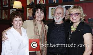 Judy Kaye, Lucie Arnaz, John Rubenstein and Christine Ebersole