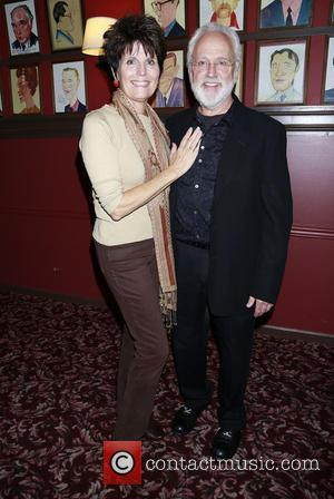 Lucie Arnaz and John Rubenstein