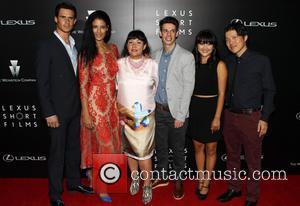 Nick Ballard, Jessica Clark, Satsuki Okawa, Ben Seaward, Amy Okuda and Akihiro Kitamura