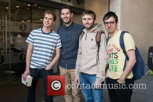 James Buckley, Joe Thomas, Simon Bird, Blake Harrison and The Inbetweeners