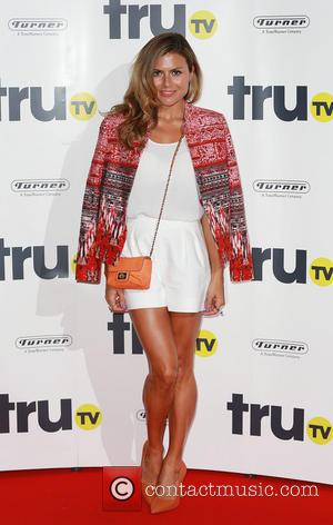 Zoe Hardman - Trutv launch party at the Old Truman Brewery - London, United Kingdom - Thursday 31st July 2014