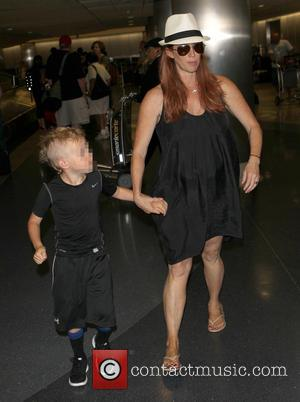 Poppy Montgomery Gives Birth To Third Child
