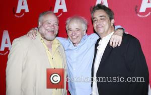 Stephen Mckinley Henderson, Austin Pendleton and Stephen Adly Guirgis
