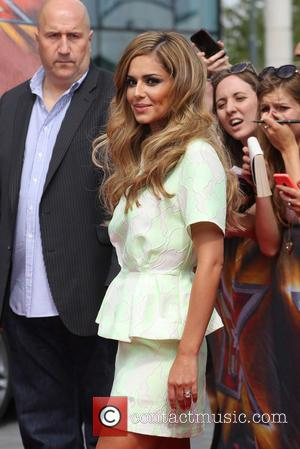 Cheryl Cole and Cheryl Fernandez-Versini - The X Factor London auditions held at Wembley arena - Arrivals - London, United...