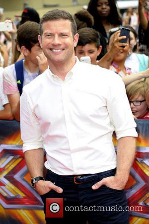 Dermot O'Leary - X Factor London Auditions Wembley Arena - Arrivals - London, United Kingdom - Friday 1st August 2014