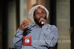 Ziggy Marley - Ziggy Marley discusses his current tour and new album 'Fly Rasta' during AOL's Build Speaker Series at...