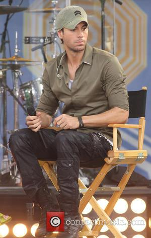 Enrique Iglesias - Good Morning America Summer Concert Series