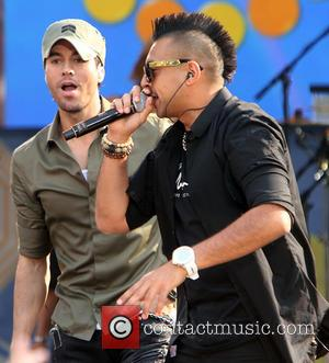 Enrique Iglesias and Sean Paul