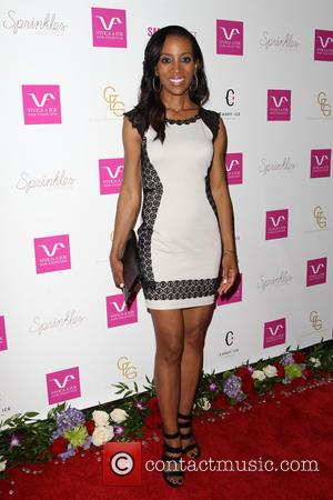 Shaun Robinson - Vivica A. Fox's Fabulous 50th Birthday Celebration - Los Angeles, California, United States - Saturday 2nd August...