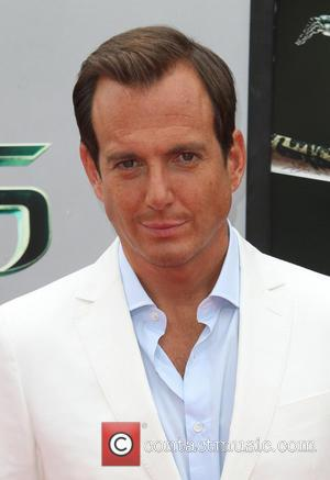 Will Arnett - Los Angeles premiere of 'Teenage Mutant Ninja Turtles' - Arrivals - Los Angeles, California, United States -...