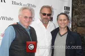 David Yurman, Kevin Costner and And Jason Binn