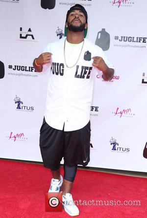 Omarion - 1st Annual Juglife celebrity softball