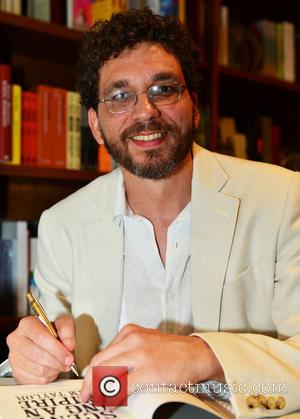 Author Sam Taylor - Sam Taylor signs copies of his new book 'Nude Descending an Empire' with special guest Jaswinder...