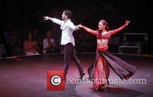 Val Chmerkovskiy and Sharna Burgess - Ballroom with a Twist at the NYCB Theatre at Westbury - Performance. - New...