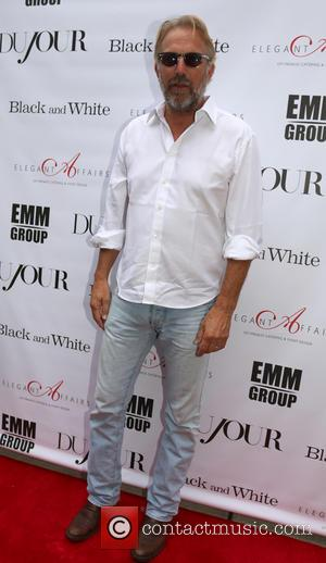 Kevin Costner - DuJour Magazine's screening of 'Black and White' held at UA Cinema in East Hampton - Arrivals -...