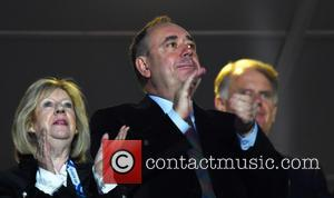 First Minister Alex Salmond - The 2014 Glasgow Commonwealth Games - Closing Ceremony - Edinburugh, Scotland, United Kingdom - Sunday...