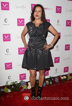 Jennifer Tilly - VIVICA A. FOX'S FABULOUS 50TH BIRTHDAY CELEBRATION - Beverly Hills, California, United States - Sunday 3rd August...