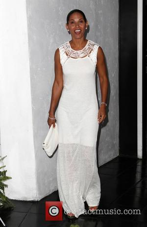 Salli Richardson - VIVICA A. FOX'S FABULOUS 50TH BIRTHDAY CELEBRATION - Beverly Hills, California, United States - Sunday 3rd August...