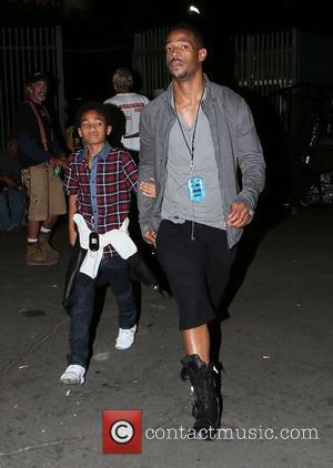 Marlon Wayans - Celebrities attend the Beyonce and Jay Z concert at the Rose Bowl - Los Angeles, California, United...