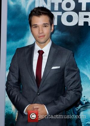 Nathan Kress - World premiere of 'Into The Storm' at AMC Lincoln Square Theater - Red Carpet Arrivals - New...