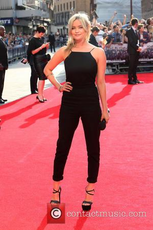Laura Whitmore - The Expendables 3 - UK film premiere held at the Odeon cinema - Arrivals - London, United...