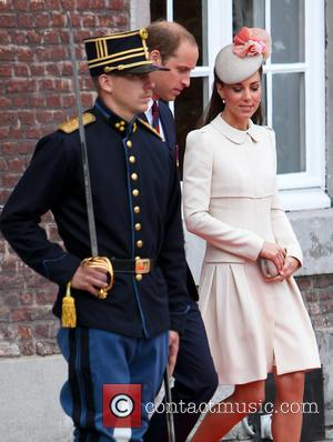 Kate Middleton, Prince William, William Duke Of Cambridge and Catherine Duchess Of Cambridge