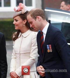William Duke Of Cambridge, Catherine Duchess Of Cambridge, Prince William and Kate Middleton