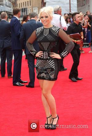 Amelia Lily - 'The Expendables 3' world film premiere held at the Odeon cinema - Arrivals - London, United Kingdom...