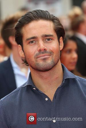 Spencer Matthews - 'The Expendables 3' world film premiere held at the Odeon cinema - Arrivals - London, United Kingdom...