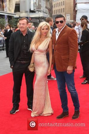 Tamer Hassan and guests
