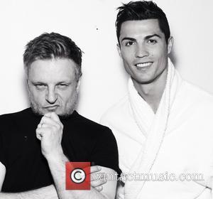 Rankin and Cristiano Ronaldo