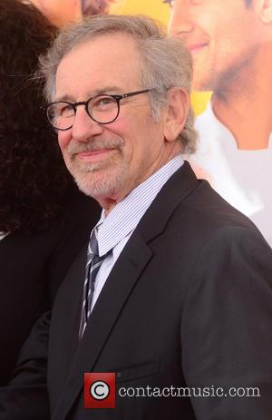 Oprah Winfrey and Steven Spielberg - New York premiere of 'The Hundred-Foot Journey' at the Ziegfeld Theater - Arrivals -...