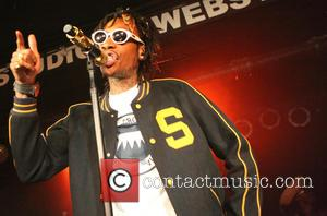 Wiz Khalifa - Sirius XM and Shade 45 presents Wiz Khalifa at Webster Hall - New York, United States -...
