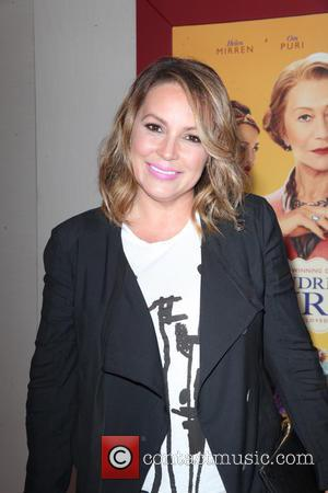 Angie Martinez and of Extra - New York premiere of 'The Hundred-Foot Journey' at the Ziegfeld Theater - Arrivals -...