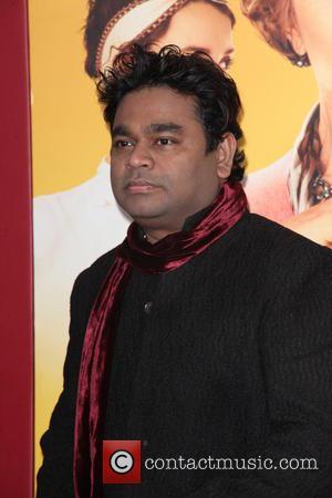 Composer and A. R. Rahman