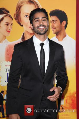 Manish Dayal - New York premiere of 'The Hundred-Foot Journey' at the Ziegfeld Theater - Arrivals - New York City,...