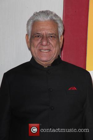 Om Puri - New York premiere of 'The Hundred-Foot Journey' at the Ziegfeld Theater - Arrivals - New York City,...