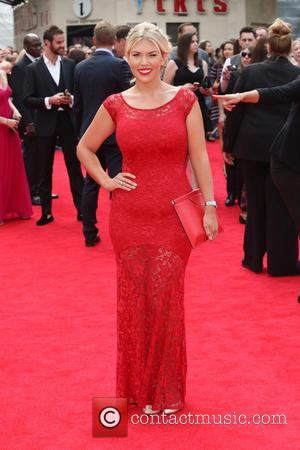 Frankie Essex - The Expendables 3 - World film premiere held at the Odeon cinema - Arrivals - London, United...
