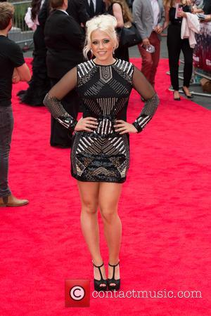 Amelia Lily - The Expendables 3 - World premiere held at the Odeon Cinema - Arrivals - London, United Kingdom...