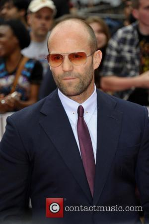Jason Statham - The Expendables 3 - World film premiere held at the Odeon cinema - Arrivals - Monday 4th...