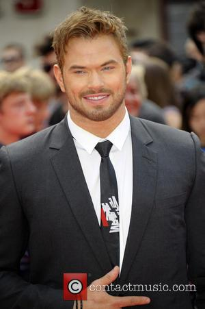 Kellan Lutz - The Expendables 3 - World film premiere held at the Odeon cinema - Arrivals - Monday 4th...