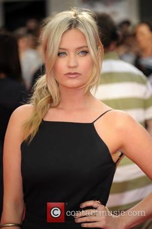 Laura Whitmore - The Expendables 3 - World film premiere held at the Odeon cinema - Arrivals - Monday 4th...