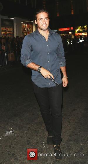 Spencer Matthews - The Expendables 3 - UK film  premiere Afterparty  at DSTRKT . - London, United Kingdom...