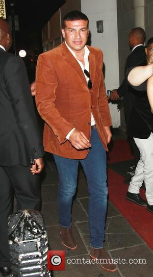 Tamer Hassan - The Expendables 3 - UK film  premiere Afterparty  at DSTRKT . - London, United Kingdom...
